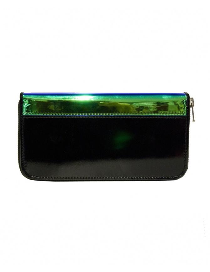 Portafoglio lungo Yuima Nakazato 16A08002C L GREEN portafogli online shopping