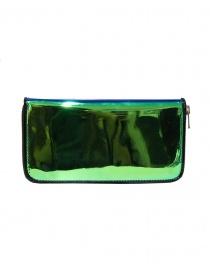Yuima Nakazato wallet 16A08002A L GREEN order online