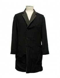 Sage de Cret double coat 3160 9300 90 BLK