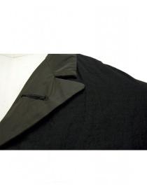 Cappotto double Sage de Cret cappotti uomo acquista online