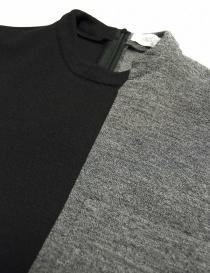 Fad Three black and grey sweater price