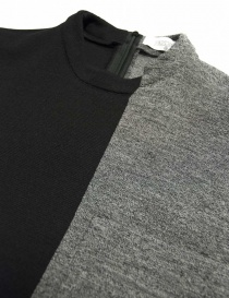 Maglia Fad Three colore nero e grigio prezzo