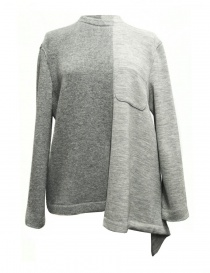 Fad Three grey sweater 14FDF07-04-1 01 GRAY order online
