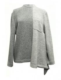 Maglia Fad Three colore grigio 14FDF07-04-1 order online