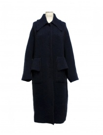 Womens coats online: Boboutic blue coat