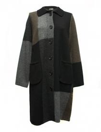 Fuga Fuga coat FAFA107W BLK