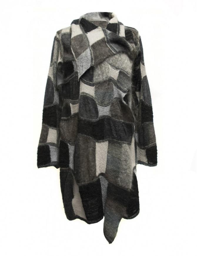 M.&Kyoko coat KAFA705W-BLK womens coats online shopping