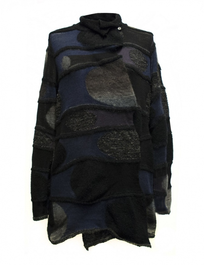 Cappotto corto M.&Kyoko KAFA704W-BLK cappotti donna online shopping