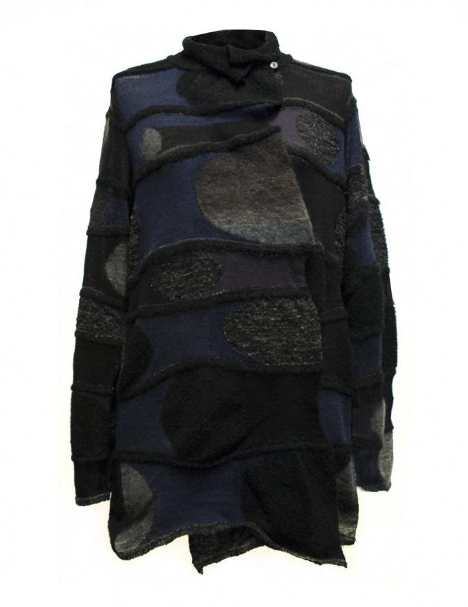 M.&Kyoko short coat KAFA704W-BLK womens coats online shopping