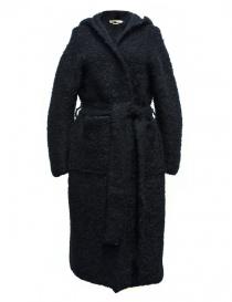 IL by Saori Komatsu navy coat online