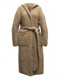 IL by Saori Komatsu camel coat online