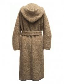 IL by Saori Komatsu camel coat