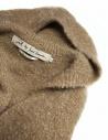 Cappotto IL by Saori Komatsu colore cammello 408-31-CARDI prezzo