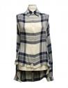 Fad Three checked shirt 14FDF03-01-1 buy online