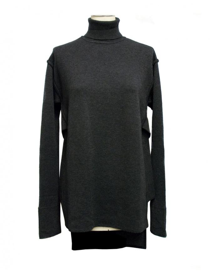 Fad Three turtleneck sweater 14FDF08-05-1 womens knitwear online shopping