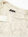 Miyao white cardigan ML-B-12 NATU price