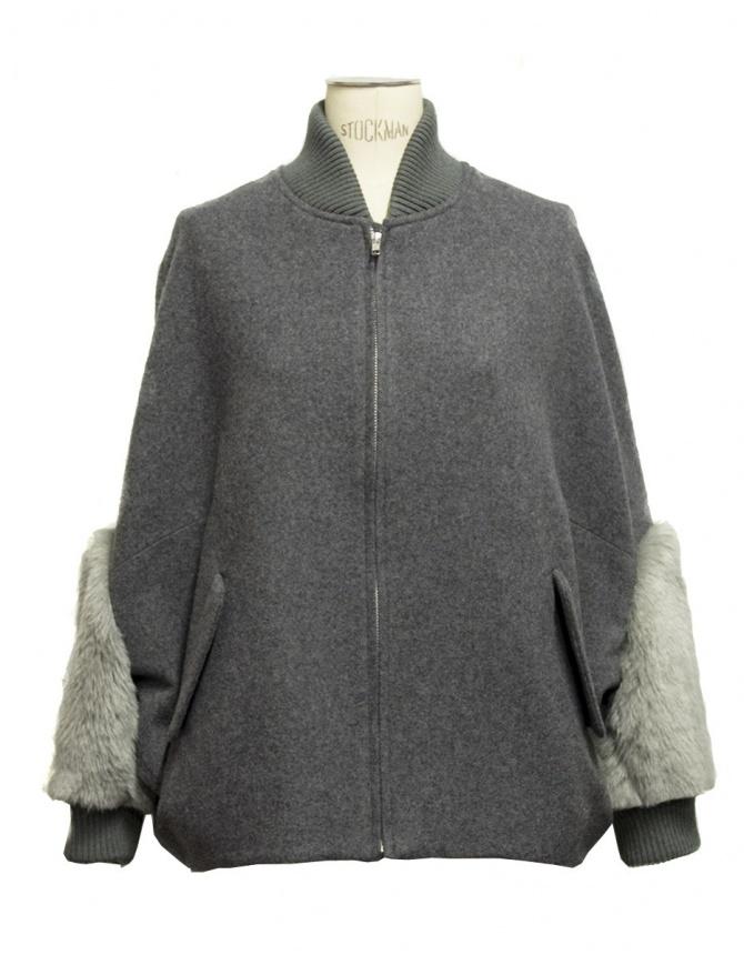Giacca grigia Miyao ML-J-03 GRAY giacche donna online shopping