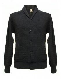 Cardigan GRP colore grigio online