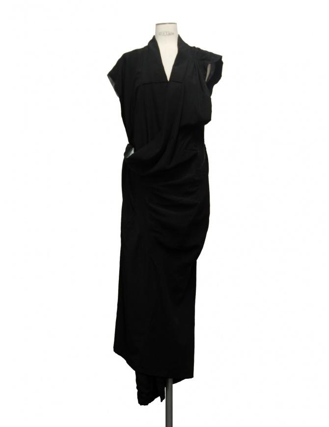 Abito kimono Gustavo Lins in seta 15ATFKIM02 S abiti donna online shopping
