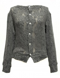 Miyao gray cardigan ML-B-12 GRAY order online