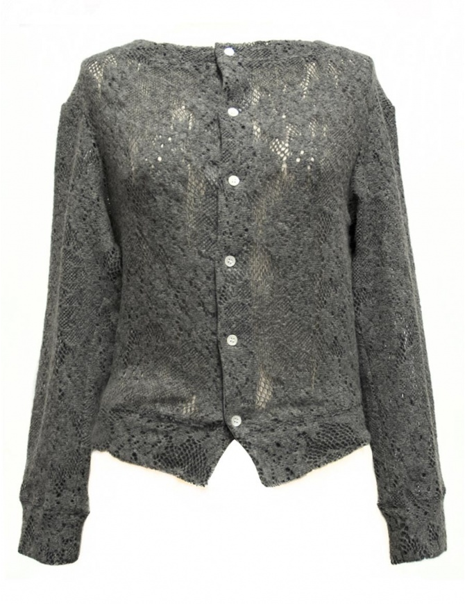 Miyao gray cardigan ML-B-12-GRAY womens cardigans online shopping