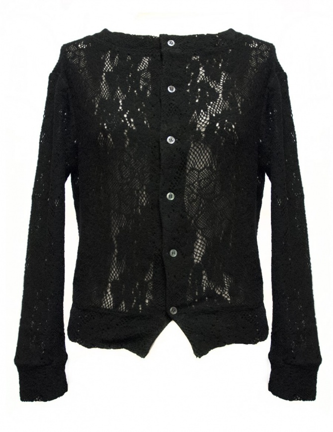 Cardigan nero Miyao ML-B-12-BLK cardigan donna online shopping