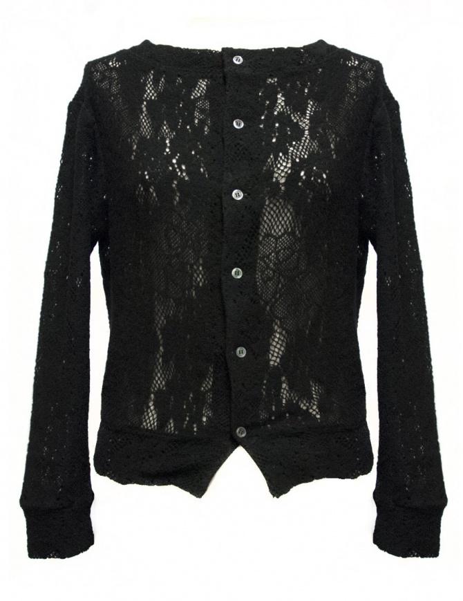 Miyao black cardigan ML-B-12-BLK womens cardigans online shopping
