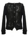 Miyao black cardigan buy online ML-B-12-BLK