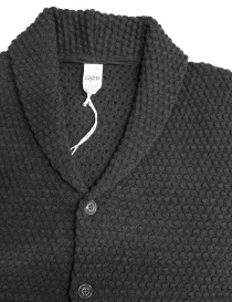 GRP anthracite cardigan with frontal pockets price