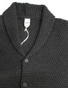 GRP anthracite cardigan with frontal pockets SFTEC2-V-ANT price