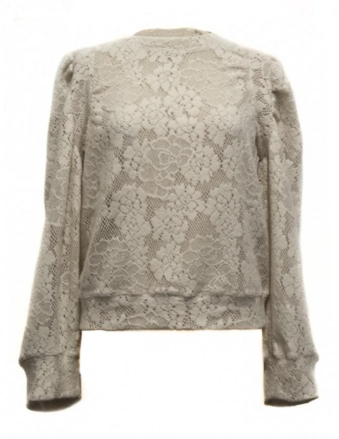 Miyao natural color sweater ML-B-10-NATU womens knitwear online shopping