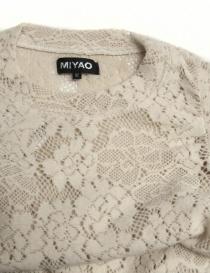 Miyao natural color sweater price