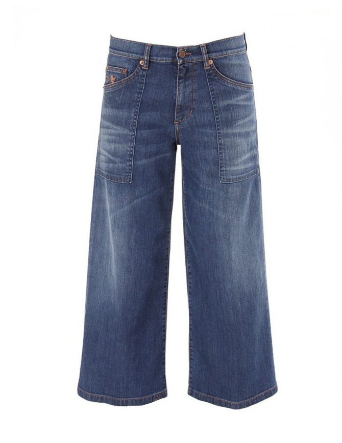 Avantgardenim Five Fatigue jeans 073U 4152 BL womens jeans online shopping