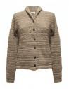 Casa Isaac light brown cardigan buy online AC3-BIS-W-B