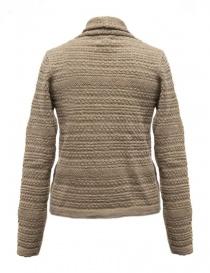 Casa Isaac light brown cardigan price