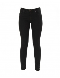 Womens jeans online: Avantgardenim Contemporary Fit jeans black
