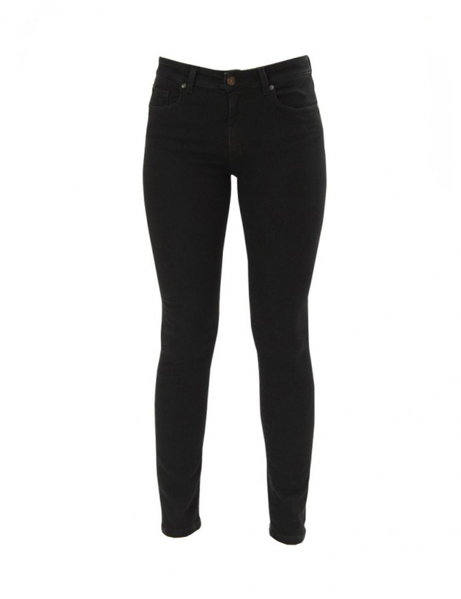 Jeans Contemporary Fit Avantgardenim nero 053U 4169 BL jeans donna online shopping