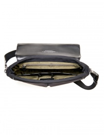 Alligator black leather Tardini briefcase bags buy online