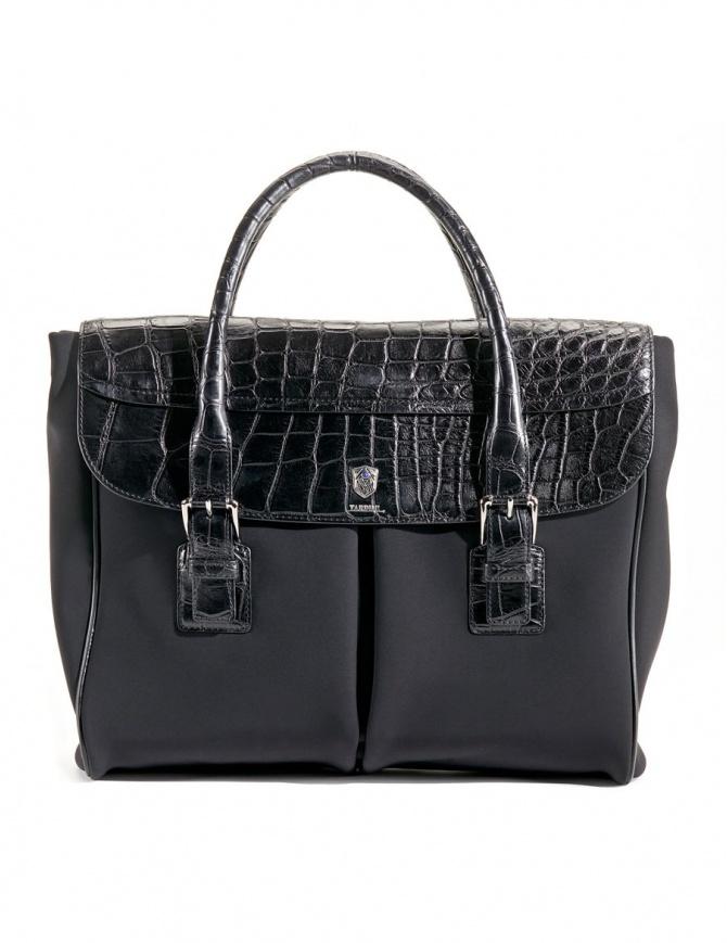 Borsa shopper da lavoro Tardini in pelle di alligatore colore ne A6T232N30 borse online shopping