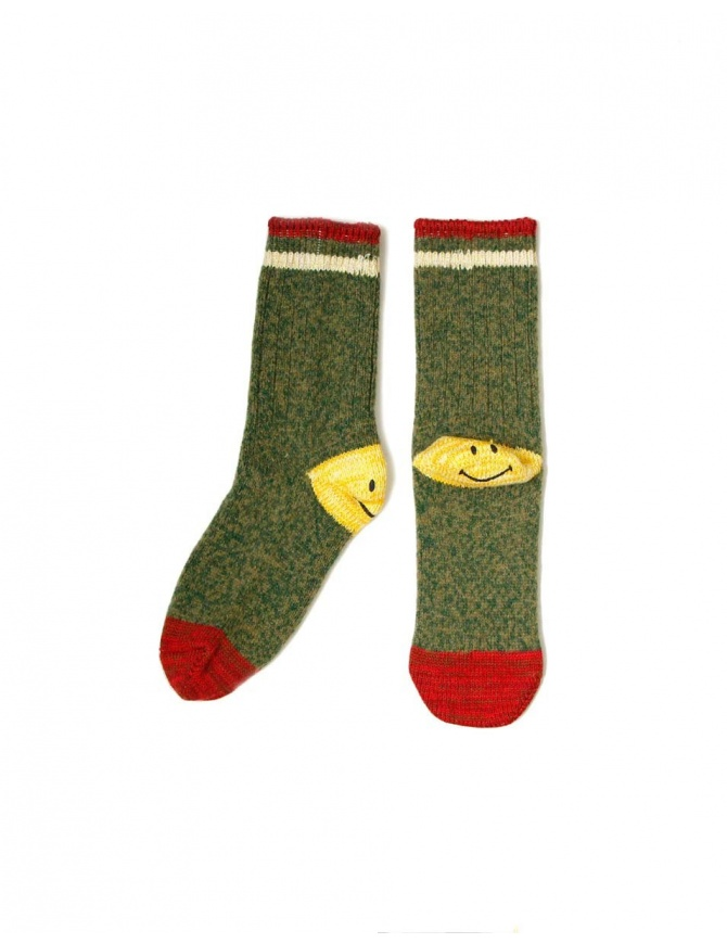 Kapital green socks EK-415-GREEN socks online shopping