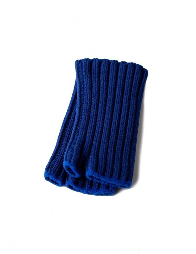 Guanto Kapital colore blu chiaro K1609KN543-B guanti online shopping