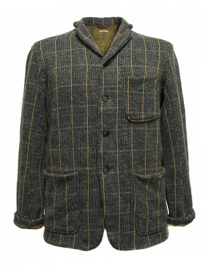 Kapital jacket K1609L032-GR mens suit jackets online shopping