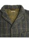 Kapital jacket K1609L032-GR price