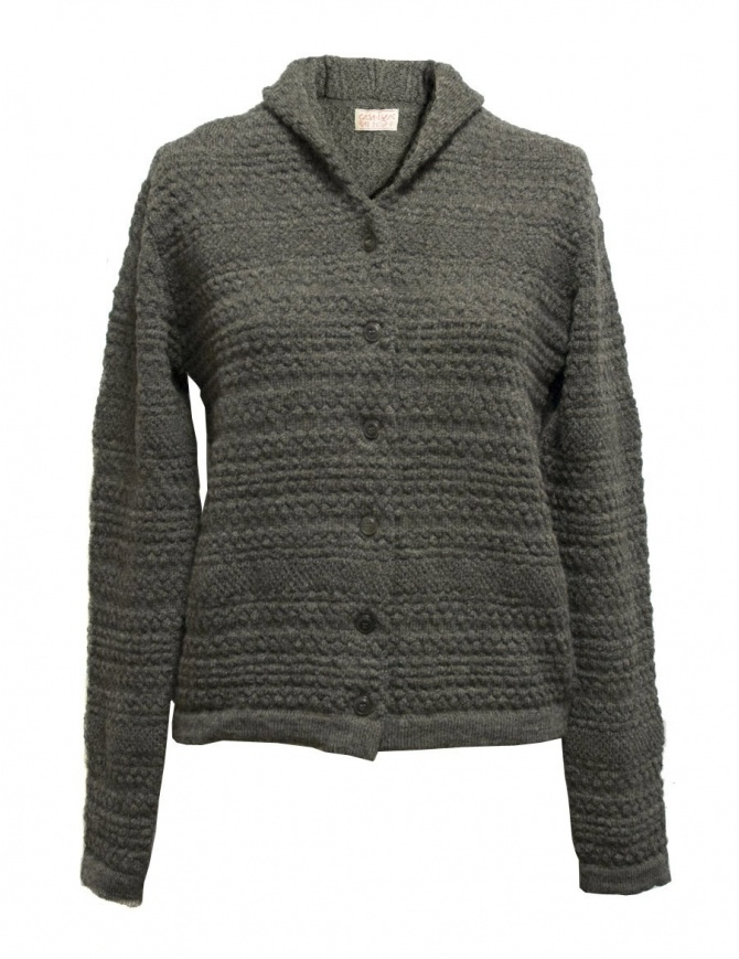 Cardigan Casa Isaac colore grigio AC3 BIS W A cardigan donna online shopping