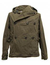 Giubbino multiuso Kapital Tri-P coat EK-191-KHAKI