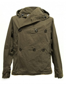 Mens jackets online: Kapital multi-purpose Tri-P coat jacket