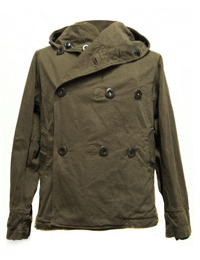 Giubbino multiuso Kapital Tri-P coat EK-191 KHAKI giubbini uomo online shopping