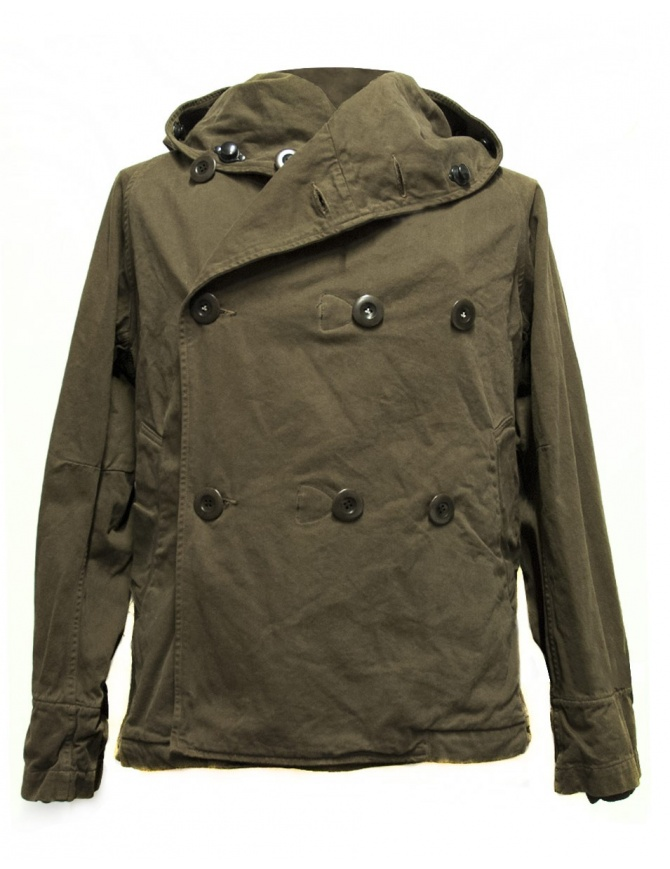 Kapital multi-purpose Tri-P coat jacket EK-191-KHAKI mens jackets online shopping