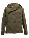 Giubbino multiuso Kapital Tri-P coat acquista online EK-191 KHAKI