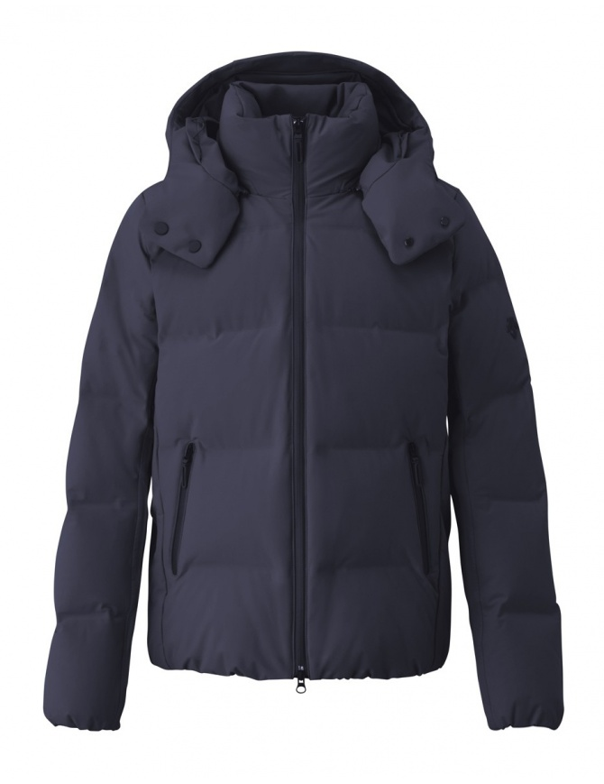 Piumino Anchor AllTerrain by Descente colore navy DIA3672U-GRN giubbini uomo online shopping